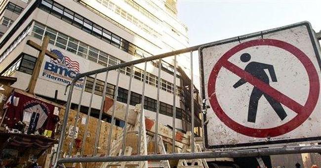 Repeal Religious Freedom at Ground Zero?