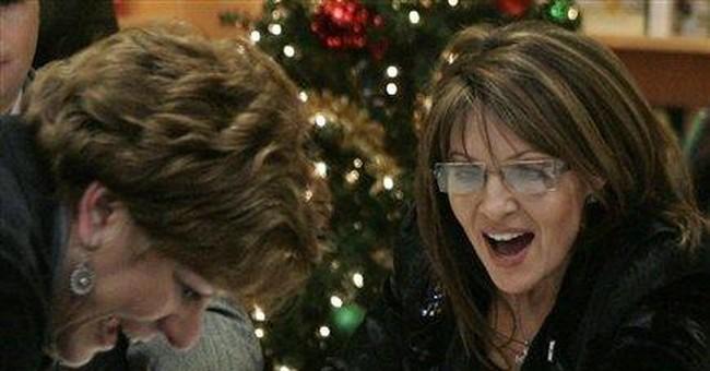The Roguish Success of Sarah Palin