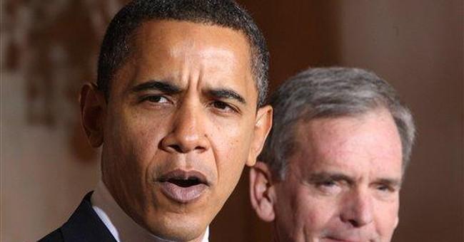 Obama's Defense Budget Mystery