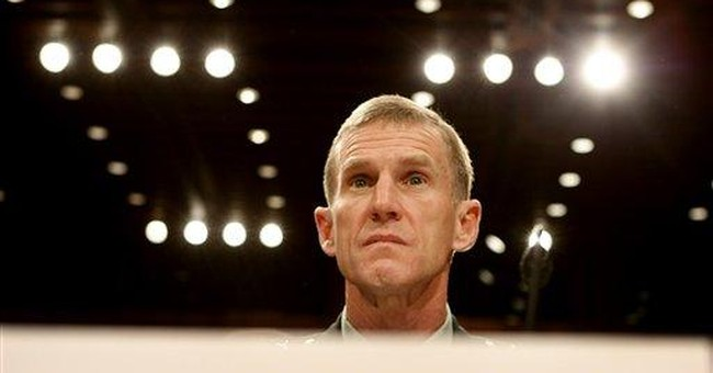 Questions No One Wants to Ask Gen. McChrystal