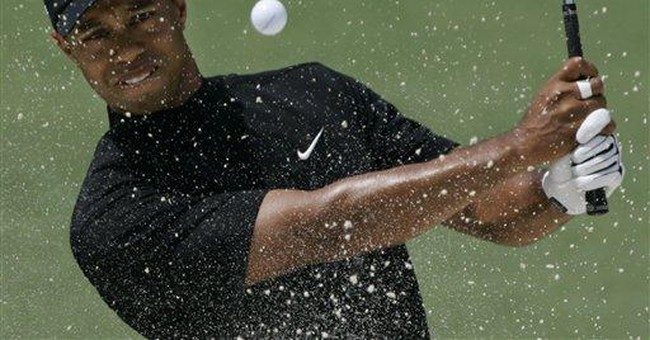 The Lessons of Tiger Woods
