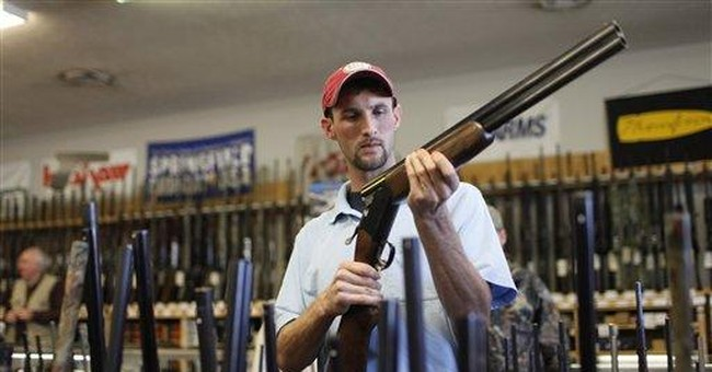 5 Things the Gun Grabbers Apparently Don't Understand