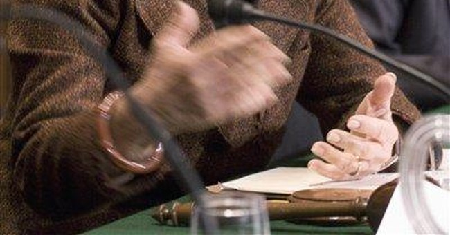 Electoral Dysfunction from Barbara Boxer