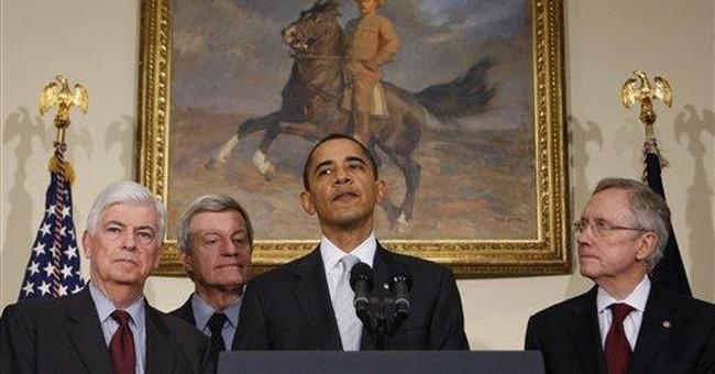 Emperor Obama's Health Bill Has No Clothes