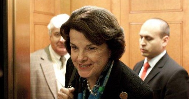 Feinstein Takes On Culture of Leaks