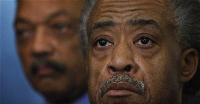 Don't Take Cues from Al Sharpton