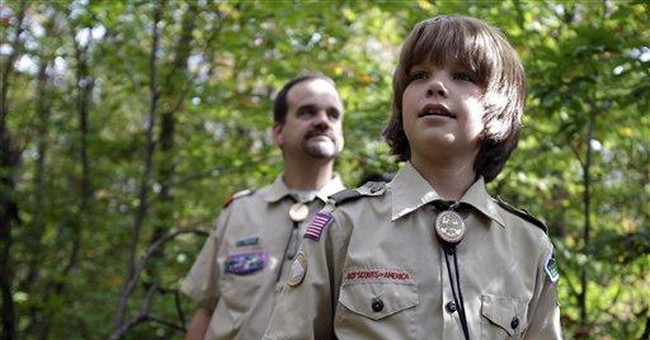 White House vs. Boy Scouts, Part 3