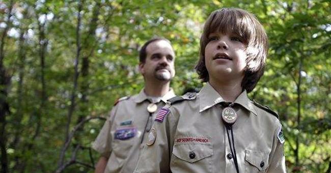White House vs. Boy Scouts, Part 3