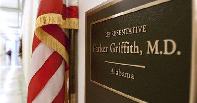 Griffith's Party Switch Illustrates The Death Of Moderate Democrats