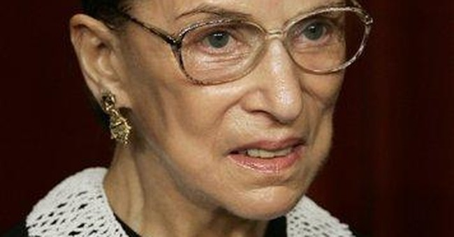 Obama, Ginsburg and Guns