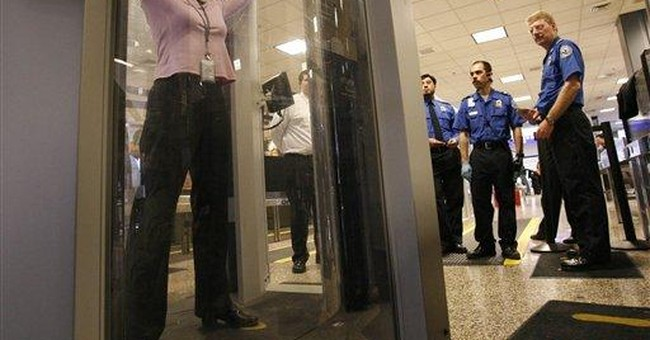 You Go to War With the TSA You Have