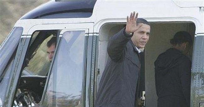 Obama's Honeymoon