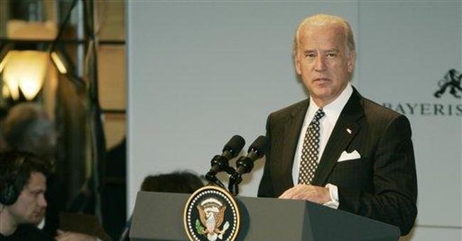'We Love to Talk,' Declares Biden