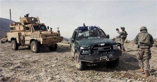 Failing in Afghanistan