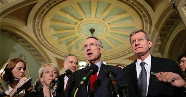 "Why I Vote ""No"" On the Stimulus"