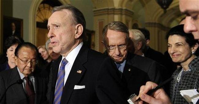 """No Comment"" from Three Turncoat Senators On Future ""Stimulus"""