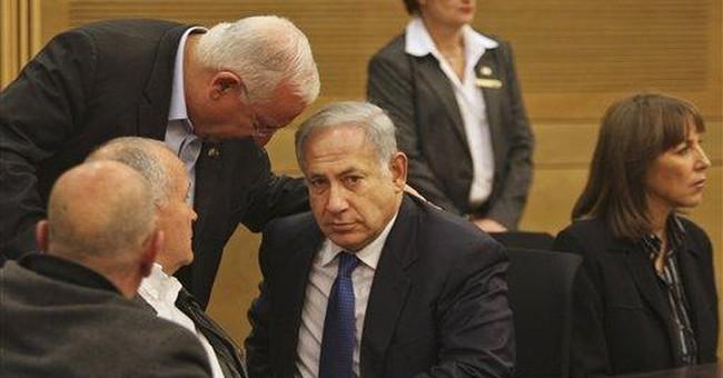 How Netanyahu Helps Obama, Peace