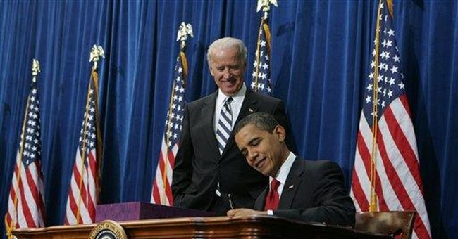 Toothless Blue Dogs Roll Over on Stimulus Bill