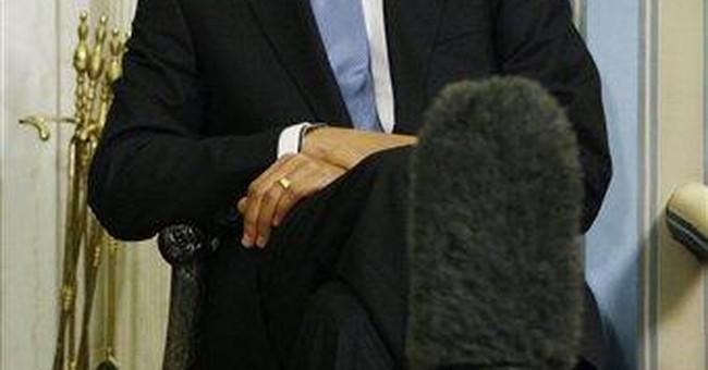 Obama's Deficit Charade