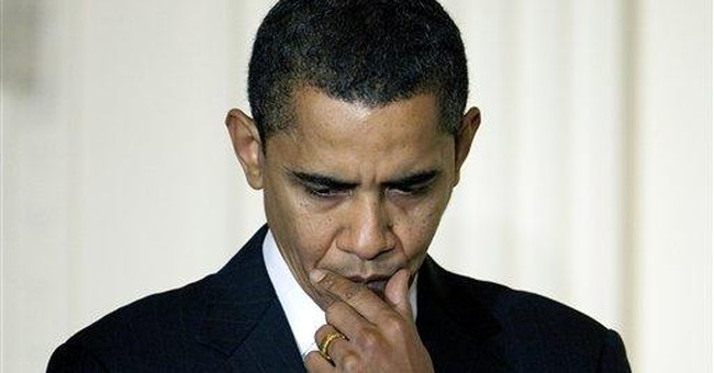 Investors Unimpressed with Obamanomics
