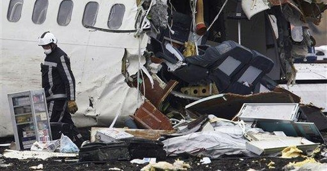 Boeing worker trapped under 787 leaves hospital