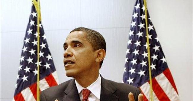 Obama's Tax Cuts Leave Logic Behind