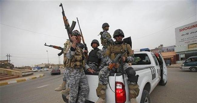 Obama's Retreat on Iraq