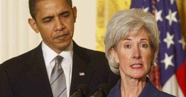 Sebelius' Pro-Choice Incoherence