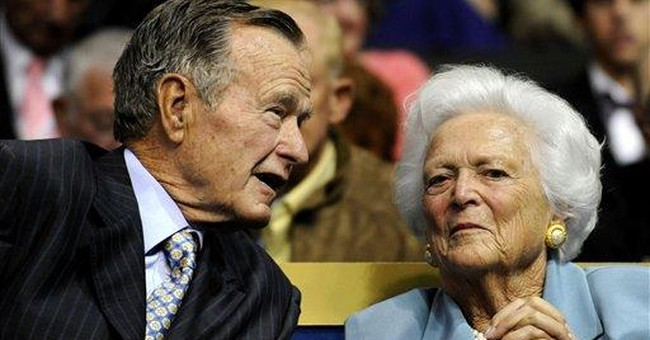 Barbara Bush: 'No More, You're Killing Us'