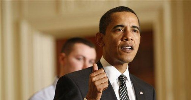 Obama's Gaffes Start to Pile Up