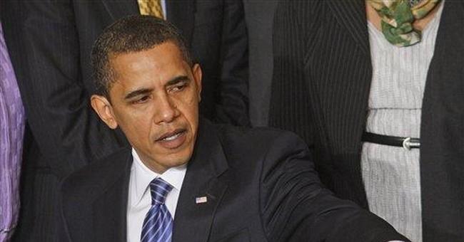 Obama's Fear-Mongering