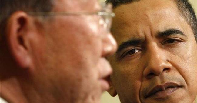 Obama, Overexposed