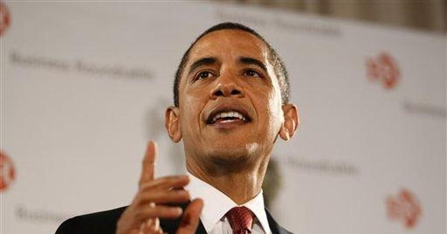 Obama's Relentless War on the American Dream
