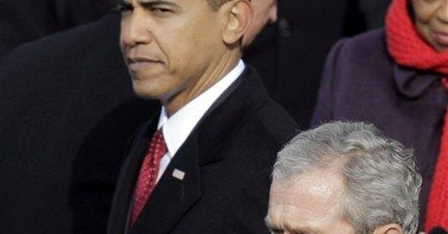 Five Criticisms of George Bush That Could Be Better Applied to Barack Obama