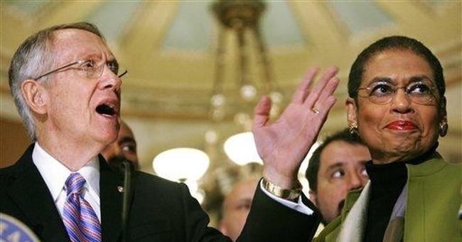 Dems Manipulating Senate Rules Against Republicans
