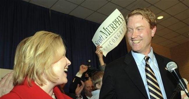 Open Season on Democrats: Scott Murphy (New York)