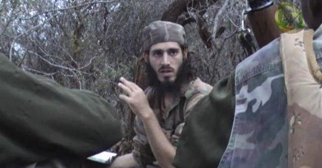 American jihadi says he had 'privileged' childhood