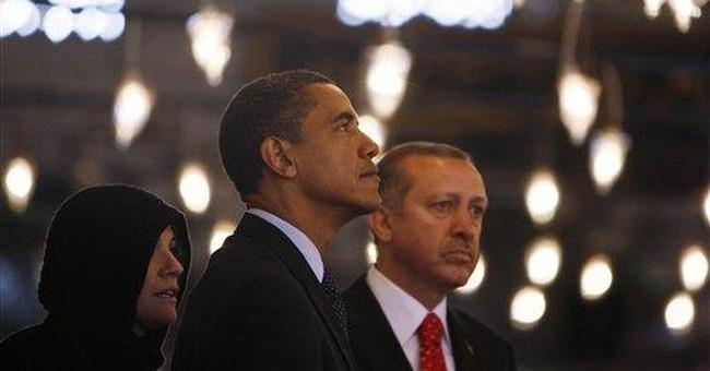 The Polarizing President