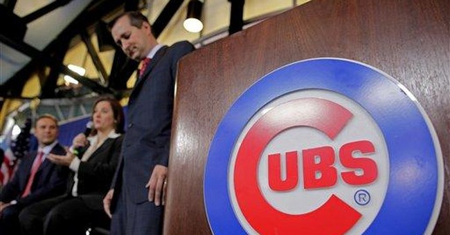Cubs Co-Owner Todd Ricketts to Commerce