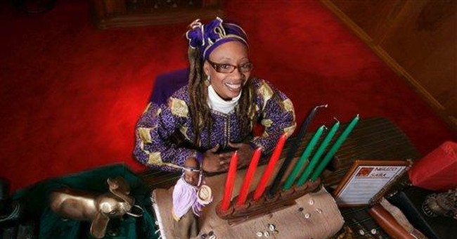 Kwanzaa: The Holiday Brought To You By the FBI