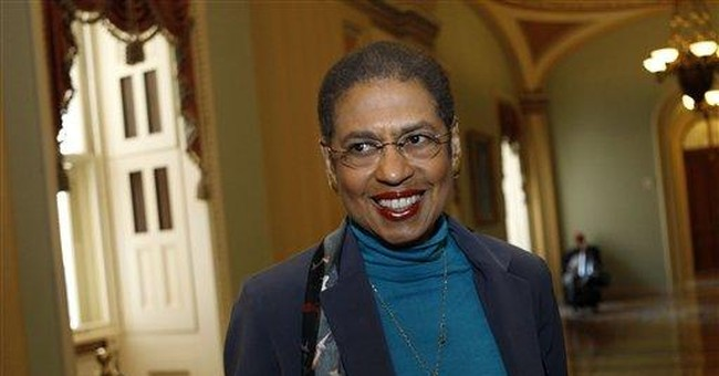 Eleanor Holmes Norton Claims Iraq War Most Catastrophic in 20th Century