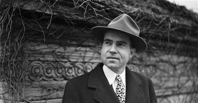 Nixon at 100—Still Fascinating