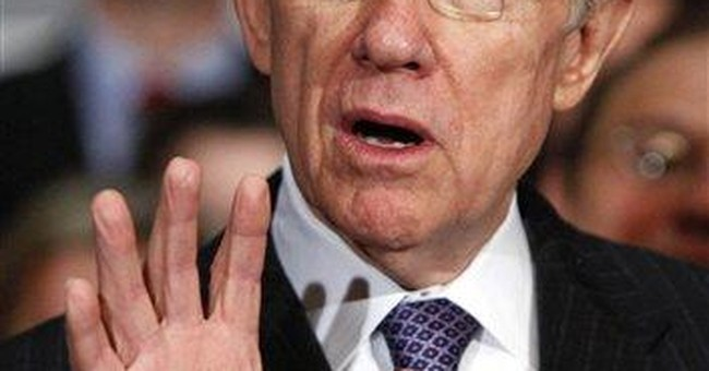 Harry Reid Apologizes to Blacks for ... What?