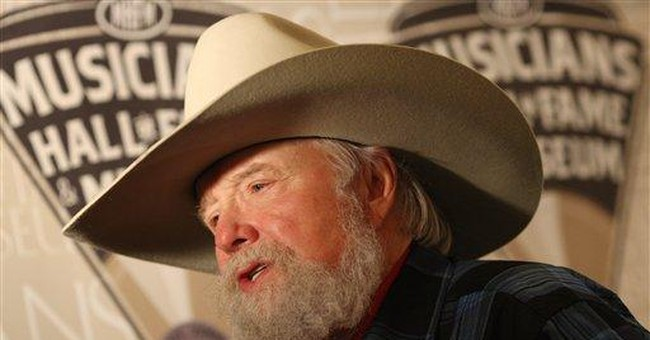 Charlie Daniels, Unsung Singing Hero