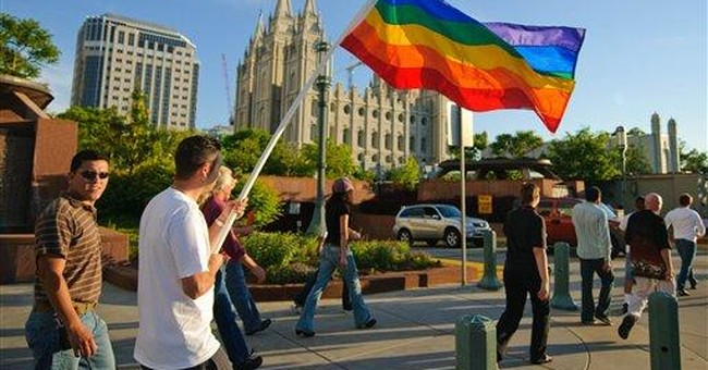 "Is the ""Gay"" Fix In On Prop 8?"