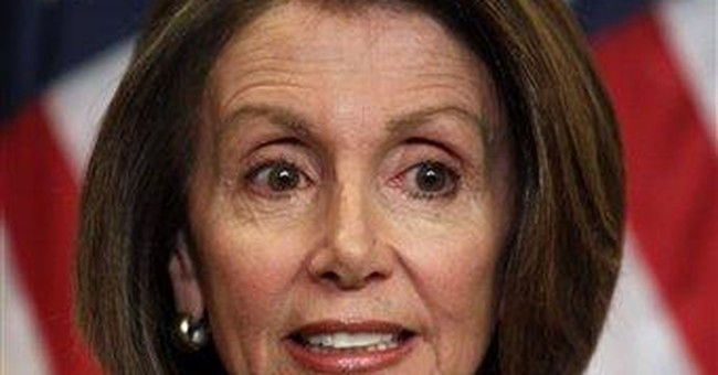 Funding the Aristocracy: Nancy Pelosi and Taxpayer Joy Rides