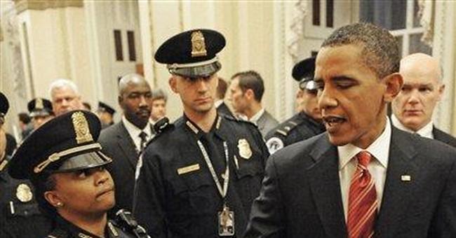 Get Real, Mr. Obama!