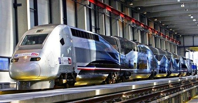 California High-Speed Rail: Unsafe at Any Speed
