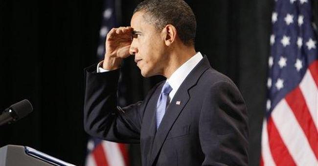 Obama Fails to Learn
