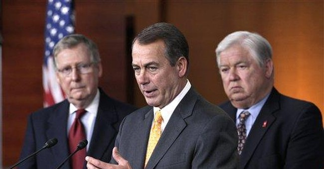 Republicans promise limited government